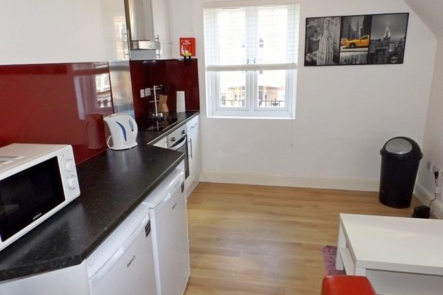Thumbnail Flat to rent in Queen Victoria Road, City Centre, Coventry