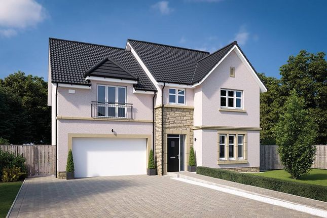 "Thumbnail Detached house for sale in ""The Garvie"" at Browncarrick Drive, Ayr"