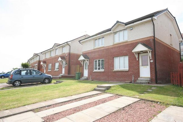 Thumbnail Semi-detached house to rent in Crookston, Brockburn Road