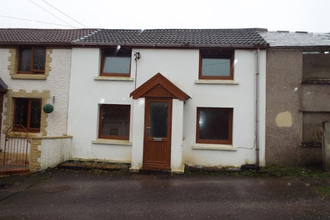 Thumbnail Terraced house for sale in Graig, Burry Port