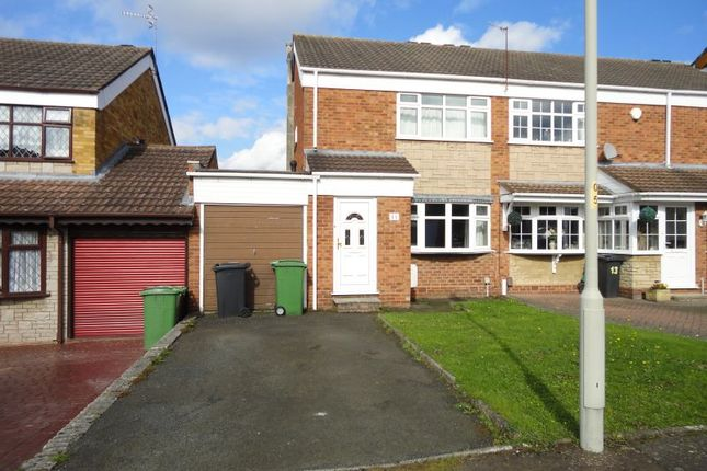 Freehold Ground Rent, 11 Thompson Close, Dudley, West Midlands DY2