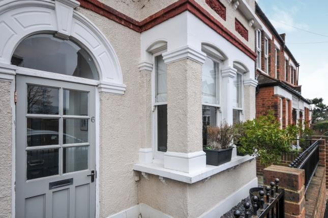 Front Exterior of Westbourne Road, Sydenham, London, . SE26