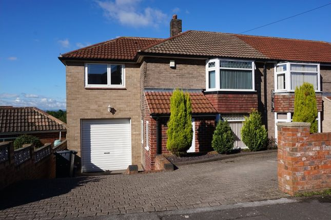 Thumbnail Semi-detached house for sale in Great Bank Road, Rotherham