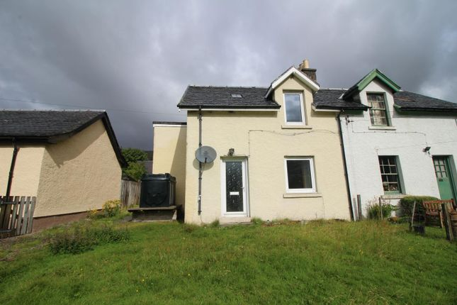 Thumbnail Semi-detached house for sale in Railway Cottages, Achnasheen