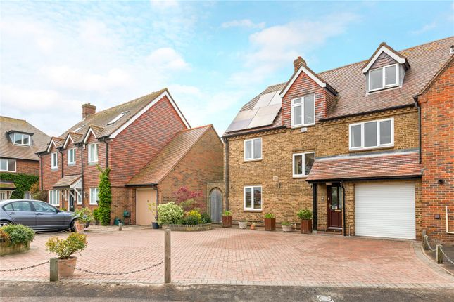 Thumbnail Semi-detached house for sale in North Quay, Abingdon