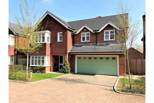 Thumbnail Detached house for sale in Paddock End, Newbury