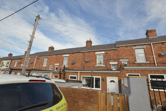 Thumbnail Terraced house to rent in Evelyn Terrace, Stanley