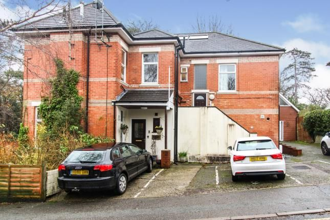 1 bed flat for sale in Westbourne, Bournemouth, Dorset BH4