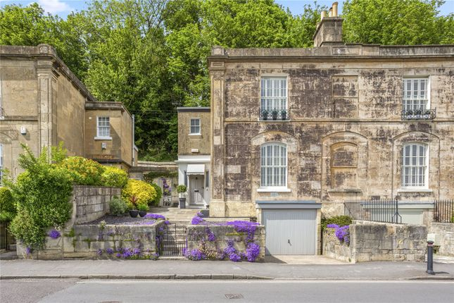 Thumbnail Semi-detached house for sale in Claremont Place, Camden Road, Bath