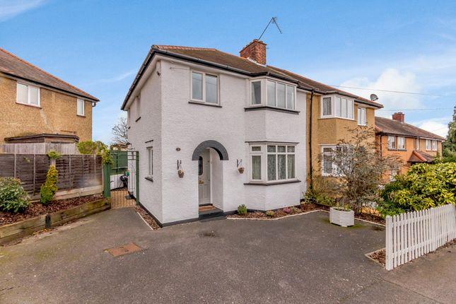 Thumbnail Semi-detached house for sale in The Brandries, Wallington, London