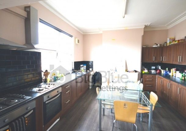 Thumbnail Terraced house to rent in 213 Belle Vue Road, Hyde Park, Nine Bed, Leeds