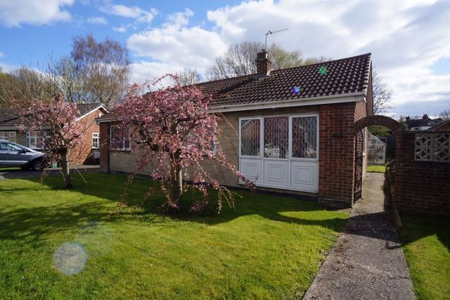 2 bed bungalow for sale in Crawley Avenue, South Kirkby, Pontefract WF9