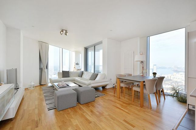 Thumbnail Flat for sale in Harmony Place, London