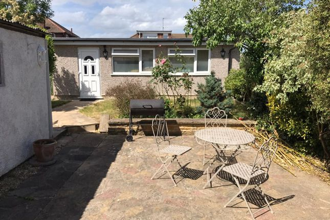 Garden of Stuart Way, Staines-Upon-Thames TW18