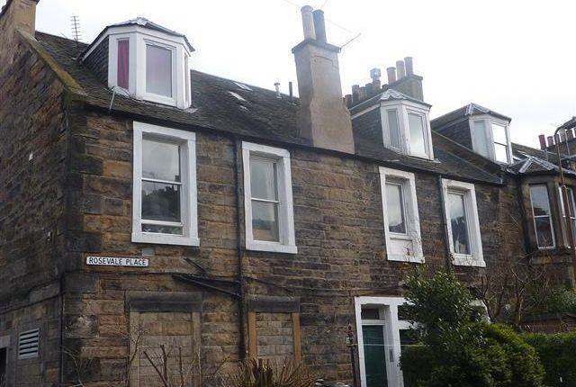 Thumbnail Flat to rent in Rosevale Place, Edinburgh