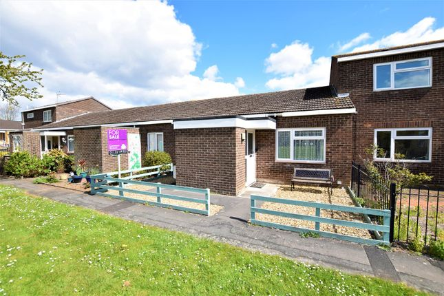 Thumbnail Terraced bungalow for sale in Churchdown Walk, Bristol