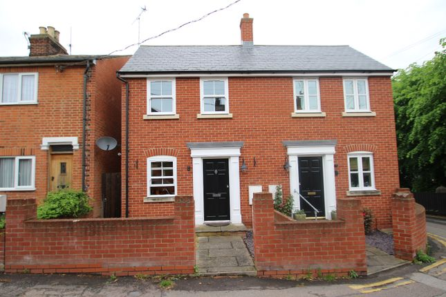 Thumbnail Semi-detached house to rent in Church Hill, Rowhedge, Colchester