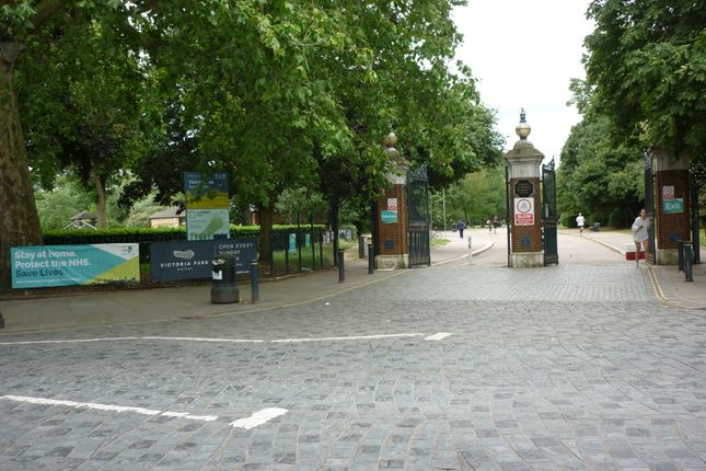 Vic Park Entrance