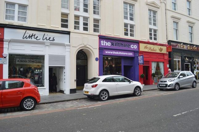 Thumbnail Retail premises to let in 13 Union Street, Dundee