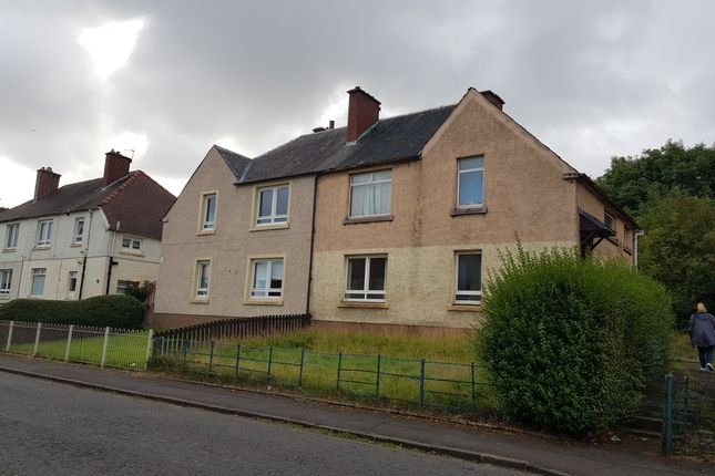 Thumbnail Flat to rent in Arnott Drive, Coatbridge
