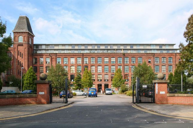 Thumbnail Flat to rent in Victoria Mill, Houldsworth Street, Reddish, Stockport