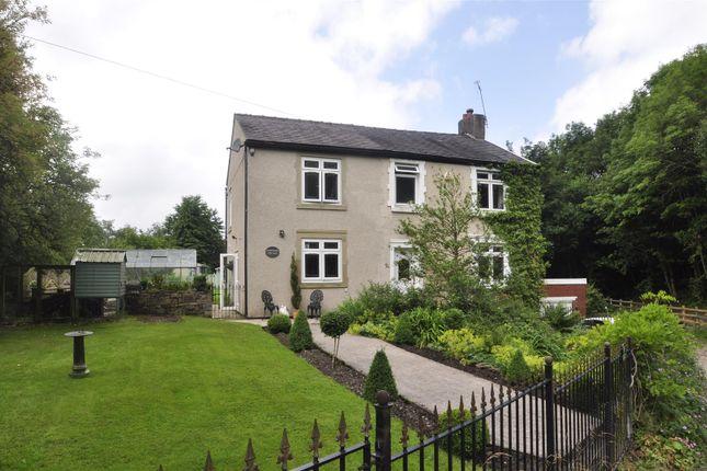 Thumbnail Detached house for sale in Westwood Farm Cottage, Mottram Road, Hyde