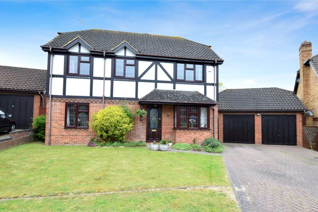 Thumbnail Detached house for sale in Beaton Close, Greenhithe, Kent
