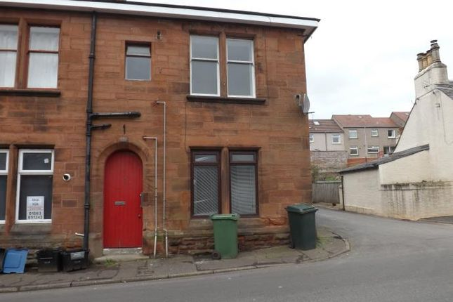 Thumbnail Studio to rent in 17C High Street, Newmilns, Ayrshire