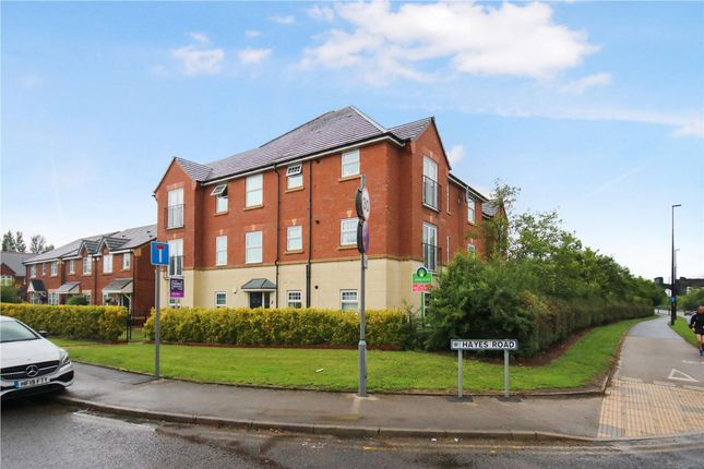 Thumbnail Flat for sale in Roseway Avenue, Manchester