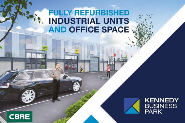 Thumbnail Industrial to let in Kennedy Business Park, Belfast
