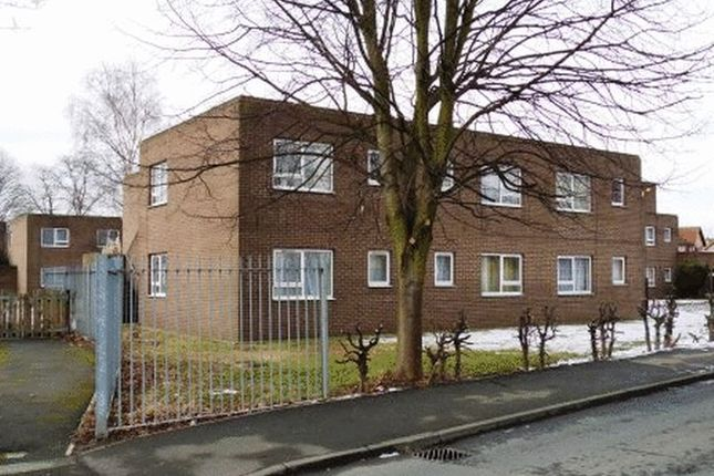 Thumbnail Flat to rent in Denby House, St Clements Court, South Kirkby, Pontefract
