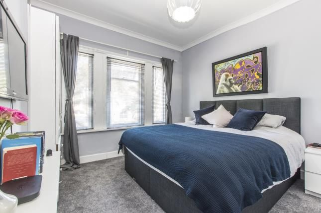Master Bedroom of Woolston, Southampton, Hampshire SO19