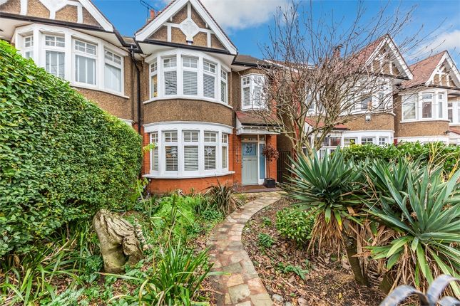 Thumbnail Semi-detached house for sale in Winton Avenue, Muswell Hill Borders, London