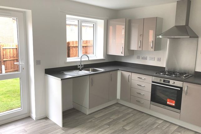 2 bedroom semi-detached house for sale in Cawston Rise, Trussell Way, Cawston, Rugby