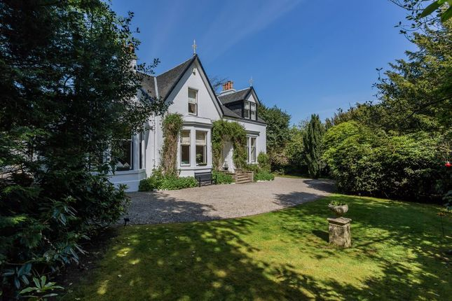 Thumbnail Detached house for sale in Westhill, Prieston Road, Bridge Of Weir