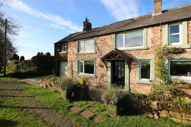 Semi-detached house for sale in Honeysuckle Cottage, Irthington, Carlisle, Cumbria
