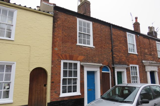 Thumbnail Terraced house to rent in Lower Olland Street, Bungay