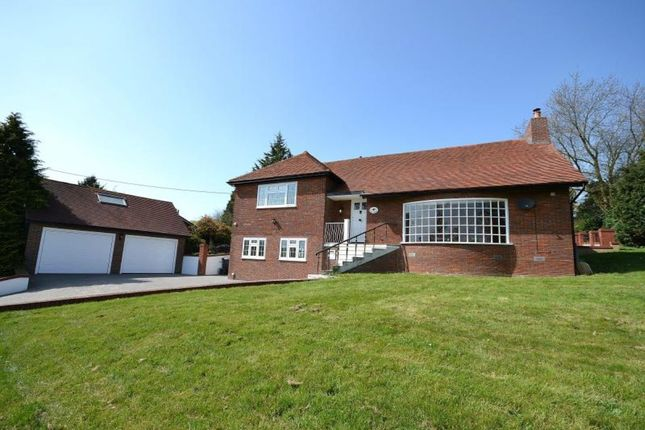 Thumbnail Detached house for sale in Radleys End, Duton Hill, Dunmow