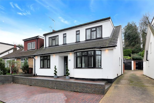 Thumbnail Detached house for sale in Old Watford Road, Bricket Wood, St.Albans