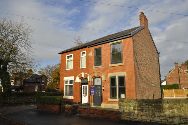 Thumbnail Semi-detached house for sale in Talbot Road, Hyde