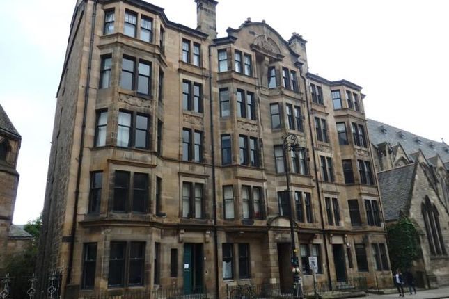 Thumbnail Flat to rent in University Avenue, Glasgow