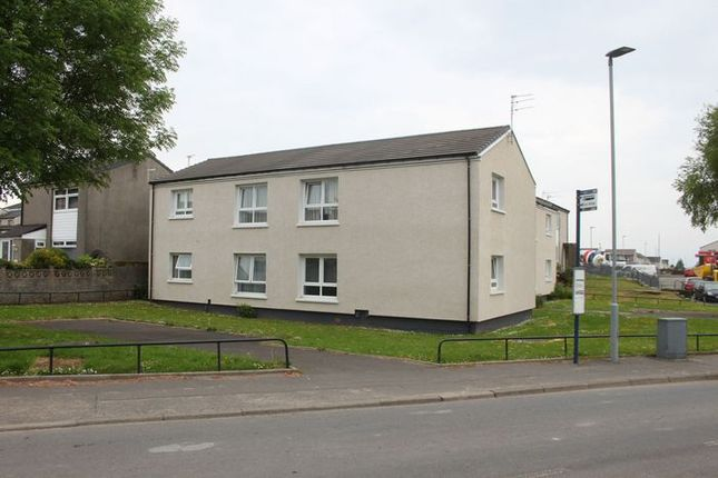 Thumbnail Block of flats for sale in Wilson Street, Port Glasgow