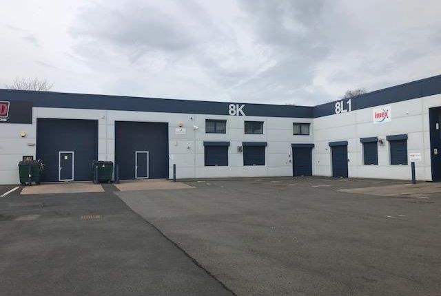 Thumbnail Warehouse to let in Unit 8K Maybrook Business Park, Maybrook Road, Sutton Coldfield, West Midlands