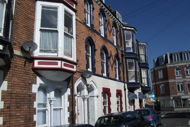 Thumbnail Flat to rent in Great George Street, Weymouth