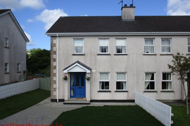 3 bed semi-detached house for sale in 3 Glencrow Heights, Moville, C5T6