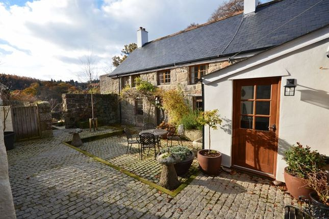 Thumbnail Cottage for sale in Bailiffs Cottage, Furlong, Chagford