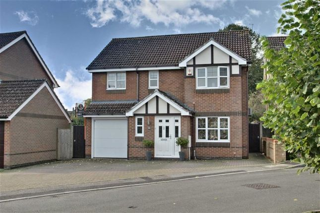 Thumbnail Detached house for sale in Little Catherells, Hemel Hempstead, Knights Orchard
