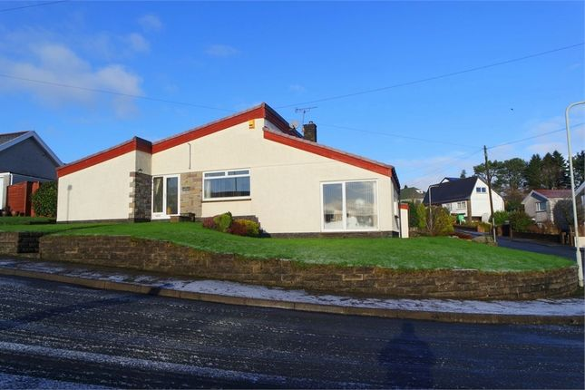 Thumbnail Detached house for sale in Ystad Celyn, Maesteg, Mid Glamorgan