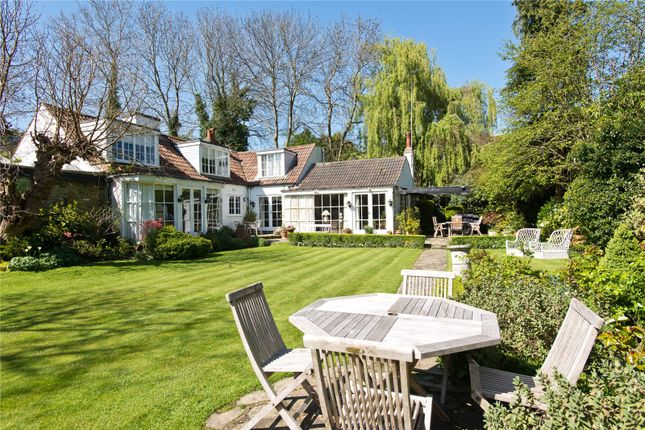 Thumbnail Detached house for sale in Esher Road, Hersham, Walton-On-Thames, Surrey