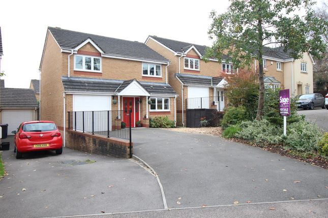 Thumbnail Detached house for sale in Churchwood, Griffithstown, Pontypool